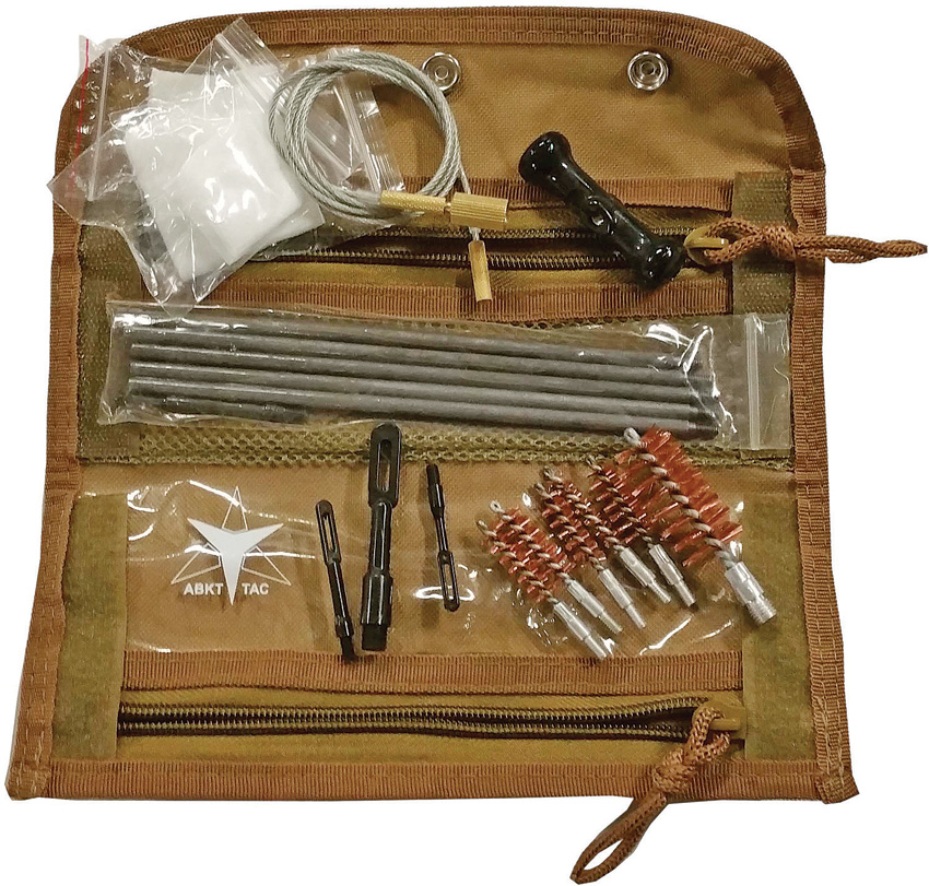 AB039T ABKT Tac Universal Gun Cleaning Kit