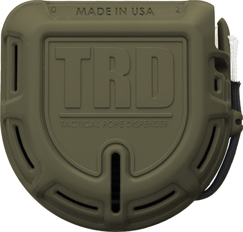 ARMTRDOD Atwood Tactical Rope Dispenser OD