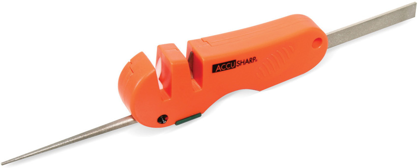 AS028C AccuSharp 4-in-1 Knife & Tool Sharpener