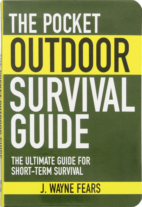 BK186 The Pocket Outdoor Survival Guide