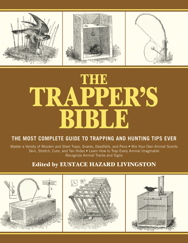 BK263 Book - The Trapper's Bible