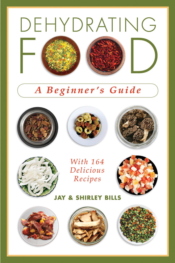 BK267 Book - Dehydrating Food