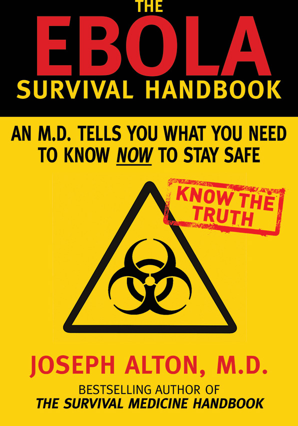 BK303 Book - The Ebola Survival Handbook