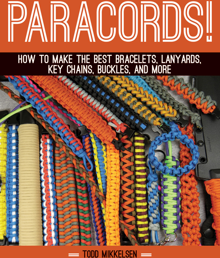 BK324 Book - Paracord