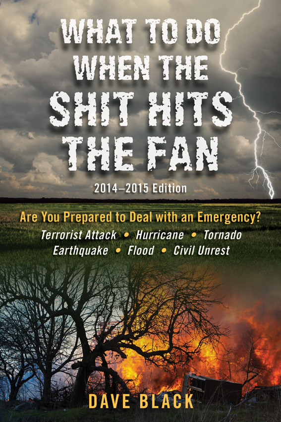 BK326 Book - What To Do When the Sh*t Hits The Fan