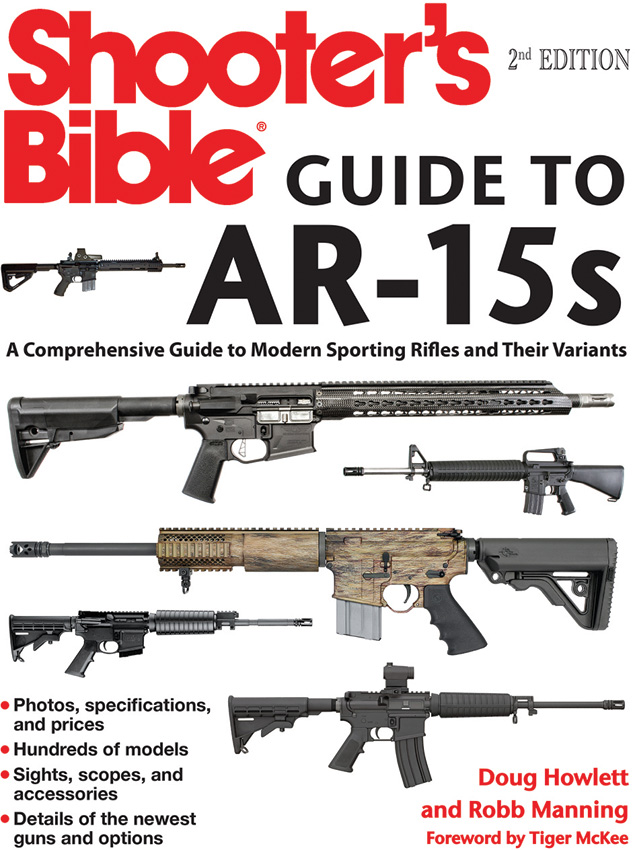 BK366 Shooter's Bible Guide to AR-15