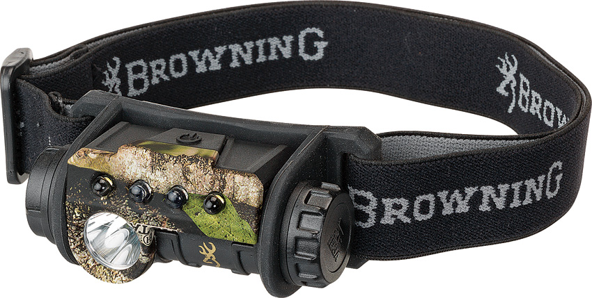 BR8650 Browning Epic LED 3V Headlamp