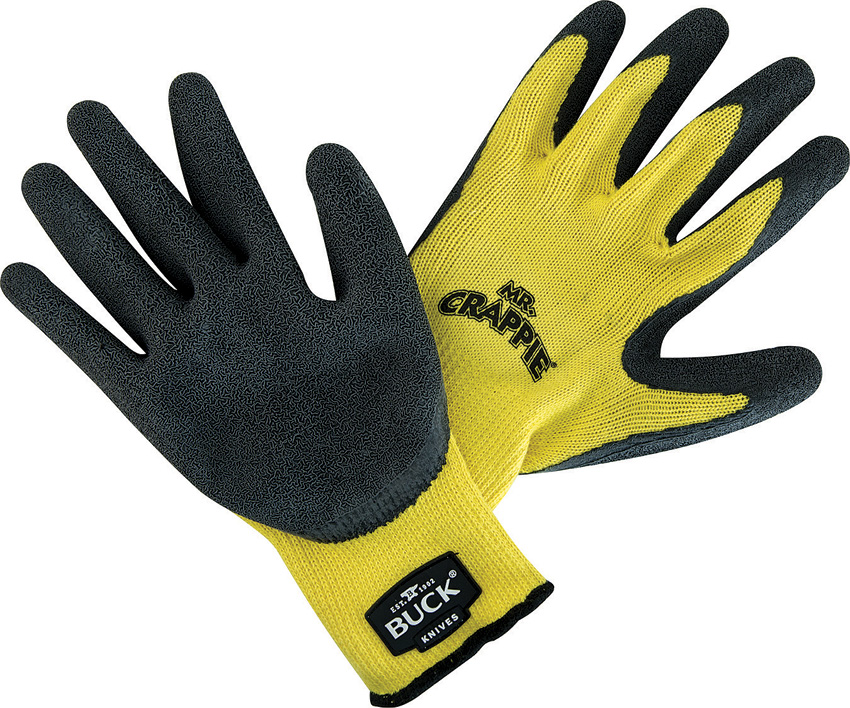 BU11013 Buck Mr Crappie Fishing Gloves XL
