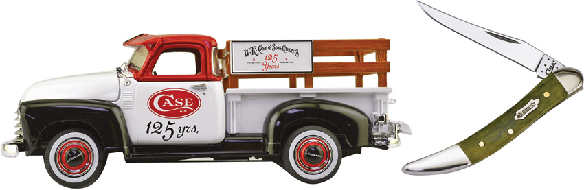 CA18800 Case Ertl Truck and Knife Set