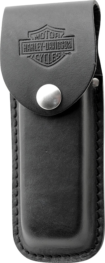 CA52098 Case Large Knife Sheath Harley Davidson