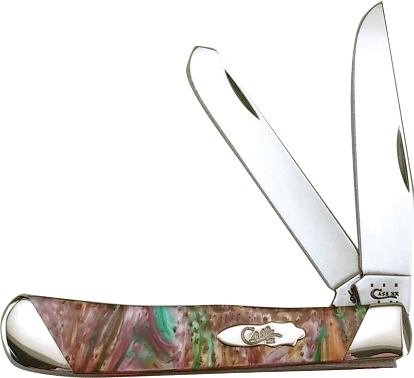 CAS9254AB Case Trapper Pocket Knife Abalone