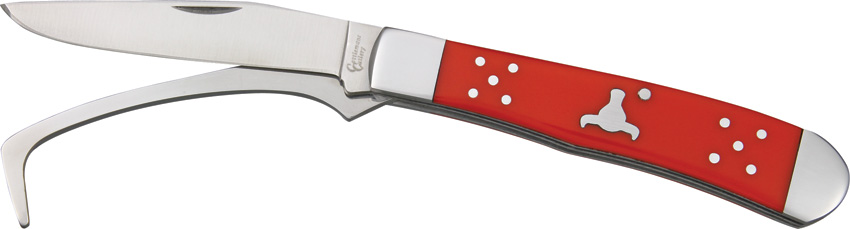 CC0067RD Cattlemans Farriers Companion Pocket Knife