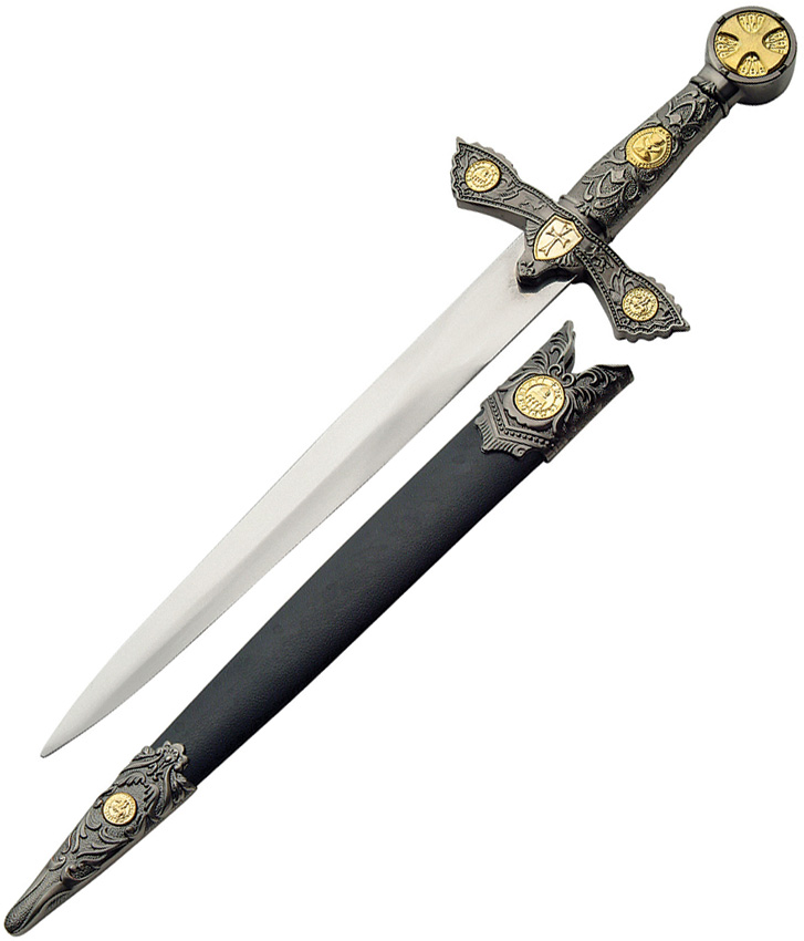 CN211207 Knights Of Templar Dagger