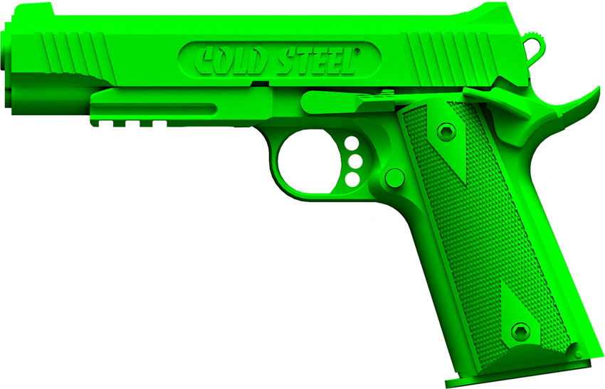 CS92RGC11 Cold Steel 1911 Rubber Training Pistol