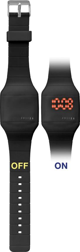 dakota moon glow digital watch manual
