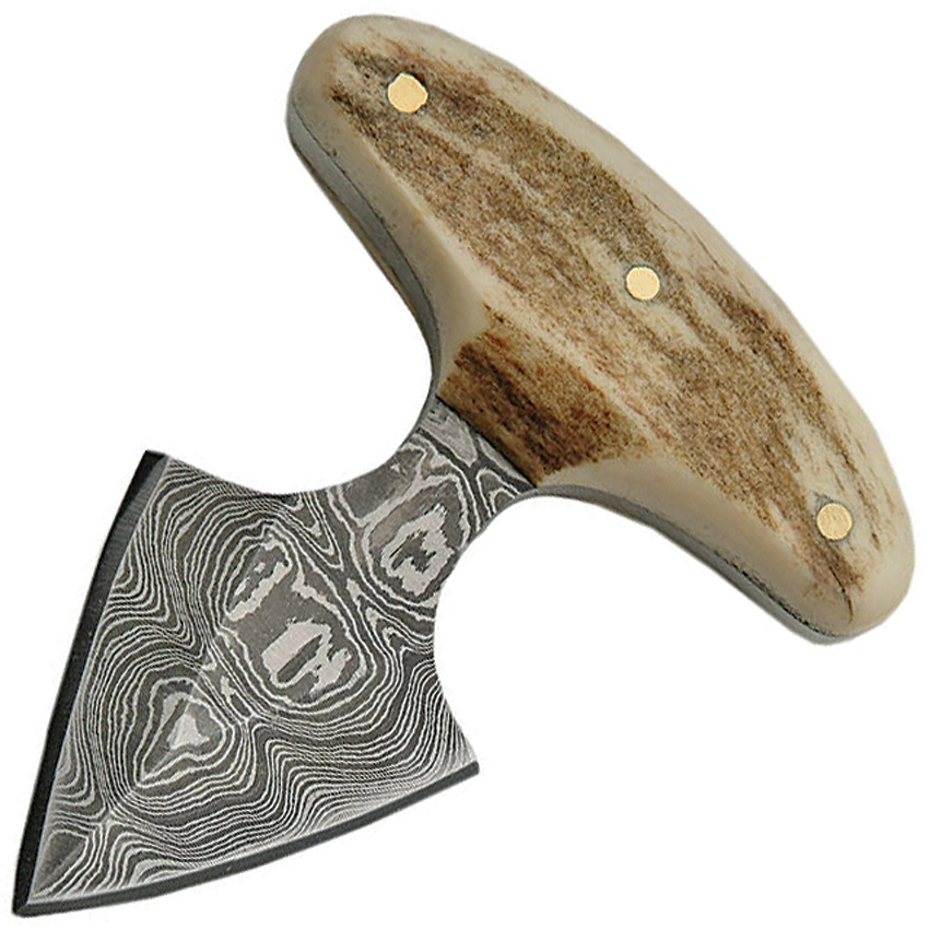 DM1119 Damascus Push Dagger