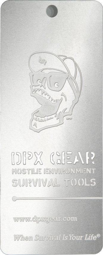 DPXDT DPX Danger Tag
