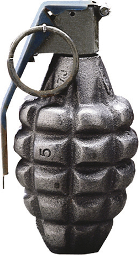 DX110 Denix Pineapple Grenade Replica