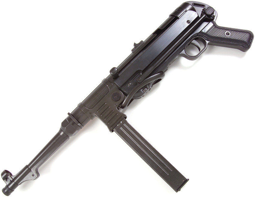 german machine guns of ww2