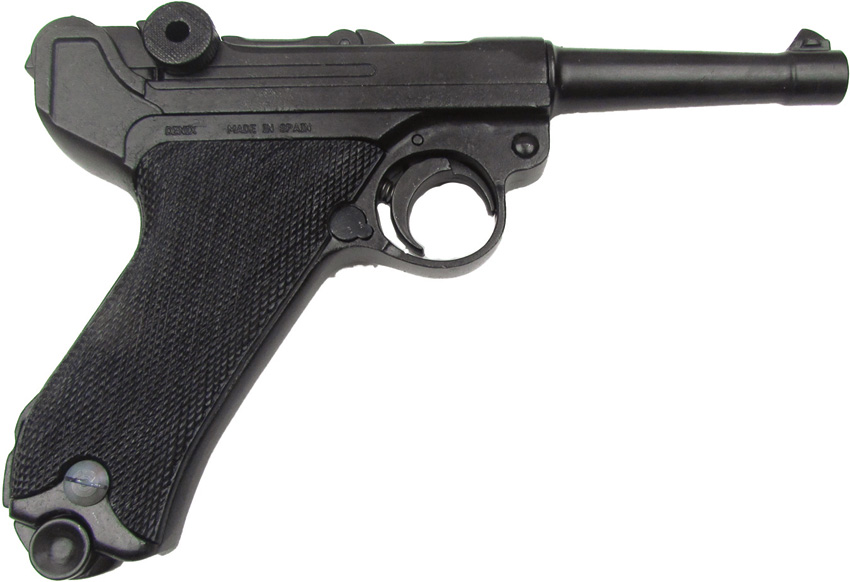 DX1143 Denix German Luger Parabellum P-08 Pistol Replica