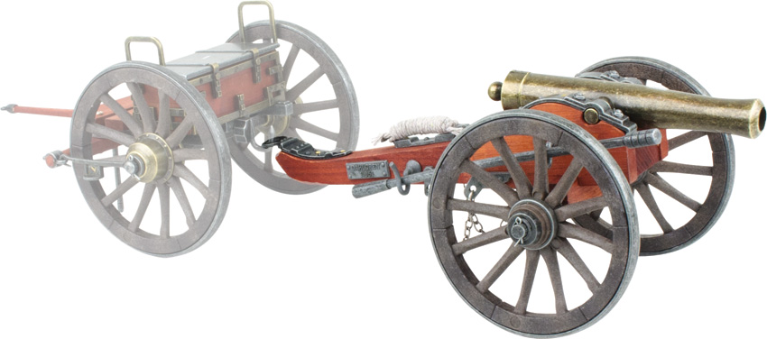 DX491 Denix Cvil War Confederate Cannon Replica