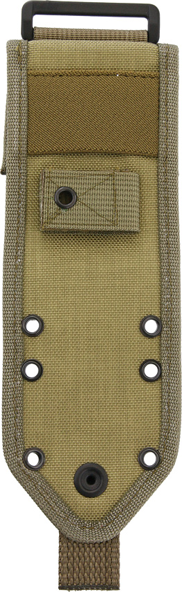 ES42MBK ESEE-5 MOLLE Back Knife Sheath Khaki