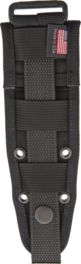 ESIZMBB ESEE Izula Knife Molle Back Black