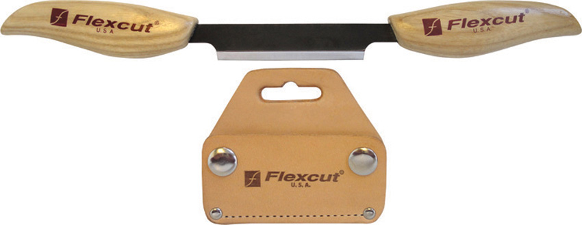 FLEXKN25 Flexcut Draw Knife 3 inch