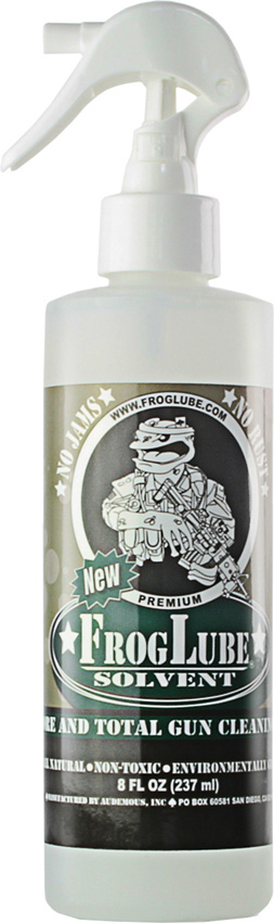 FROG14976 FrogLube Solvent 8 oz