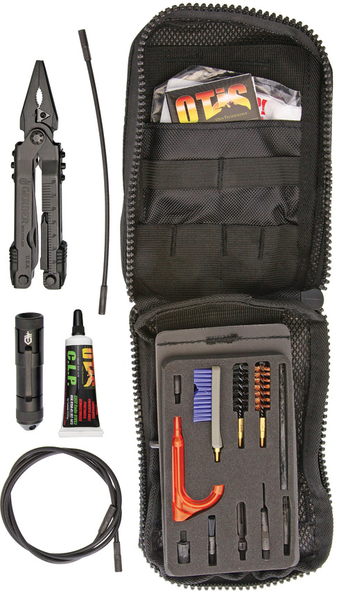 G1102 Gerber Gun Cleaning Kit 9mm/.45