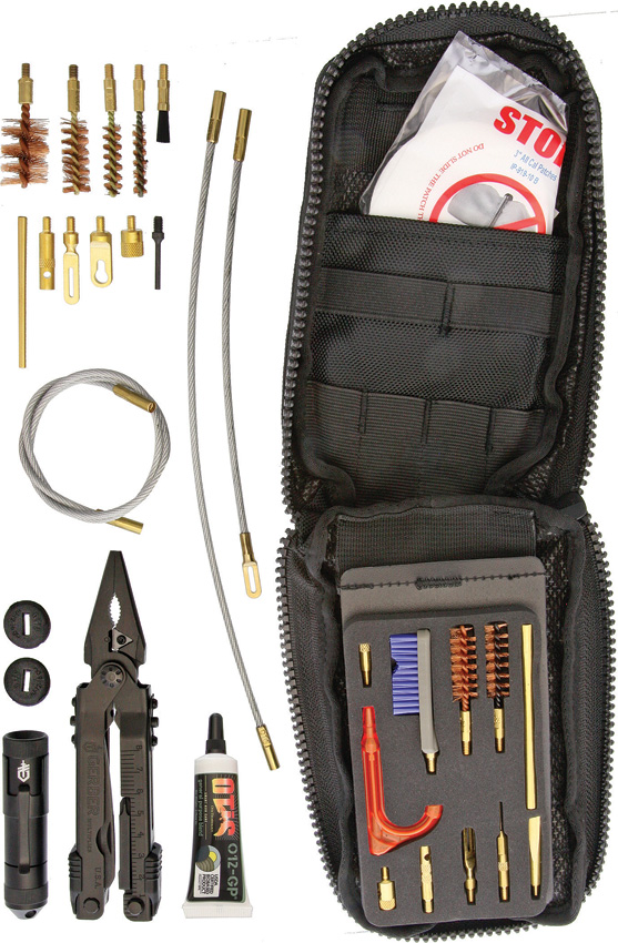 G1105 Gerber Deluxe Gun Cleaning Kit