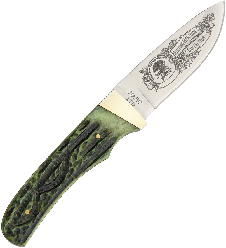 H1610 Drop Point Hunter Knife