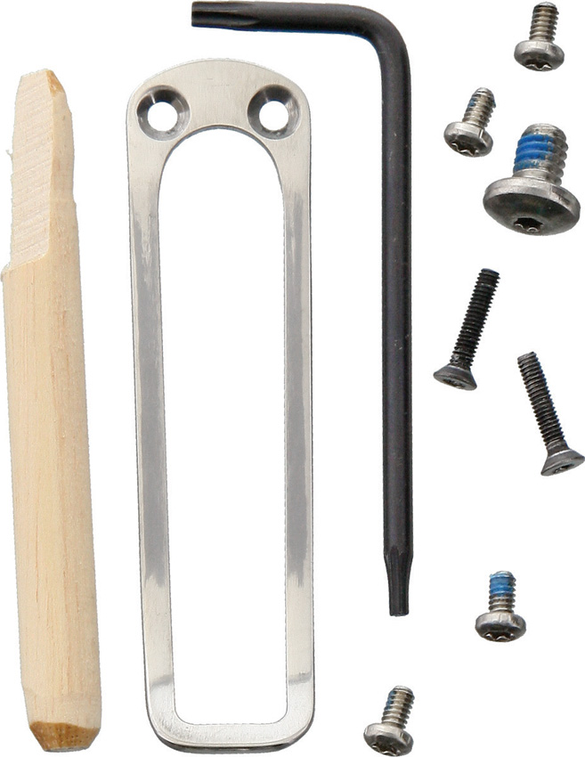 HO34284 Hogue EX-02 Folder Screw/Clip Kit