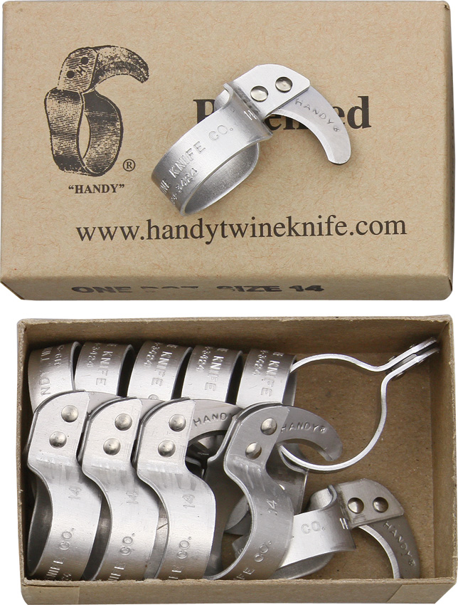 HT03 Handy Twine Original Metal Ring Knife