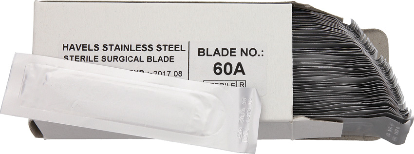 HVSS60A Havalon Piranta Torch Blades