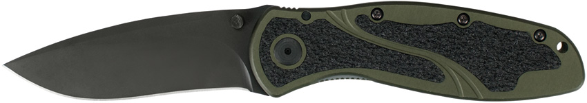 KS1670OLBLK Kershaw Blur Pocket Knife