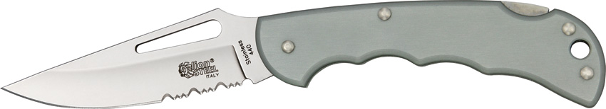 LST771CGR Lion Steel Work Knife