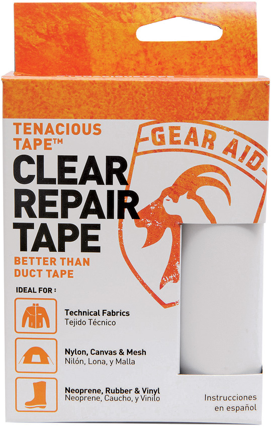 MCN10691 Gear Aid Tenacious Tape Clear