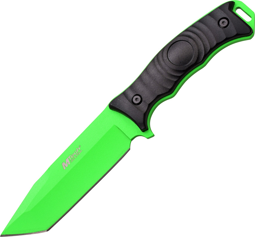 MT2070TG Mtech Fixed Blade Green Tanto