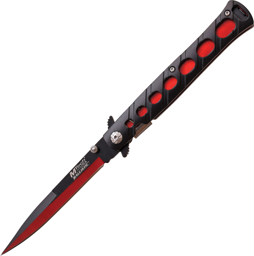 MTA317RD MTech Stiletto A/O Red