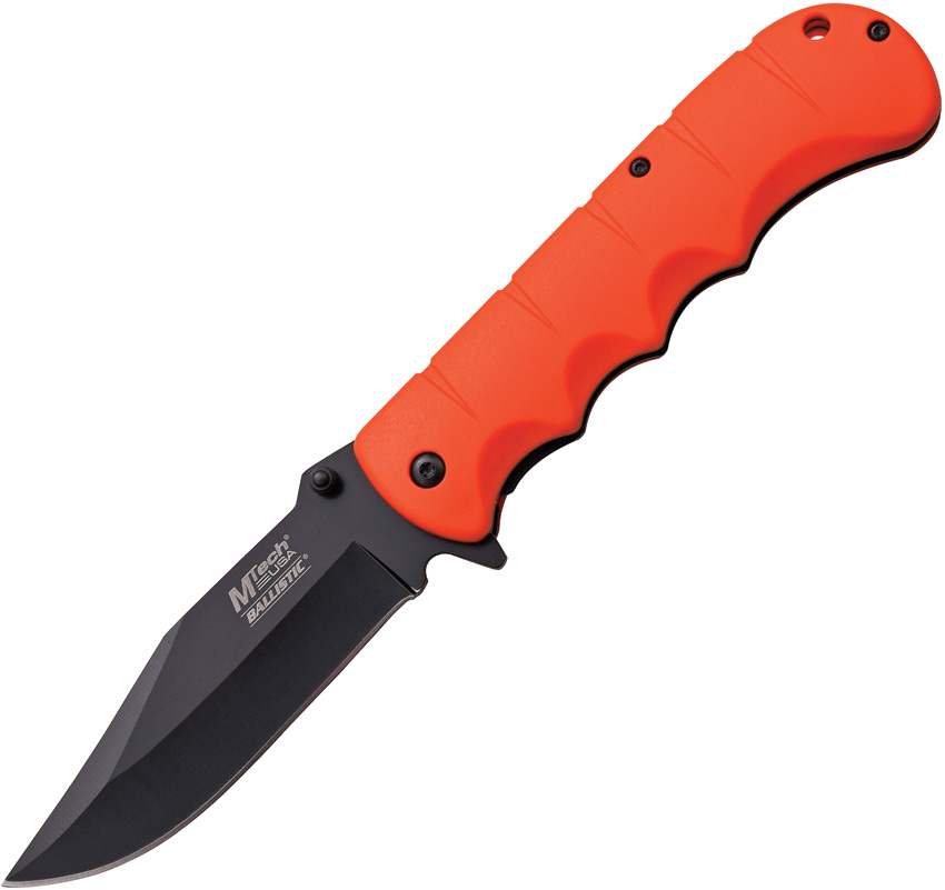 MTA895OR Mtech Linerlock A/O Orange