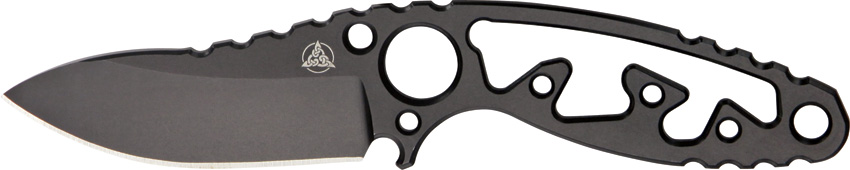 NE16B Nemesis Afterburner Neck Knife