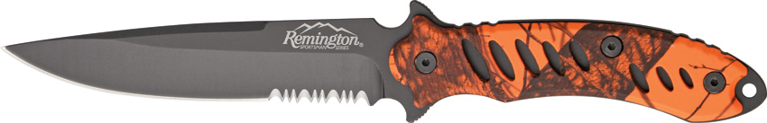 R19761 Remington FAST® Fixed Blade Knife