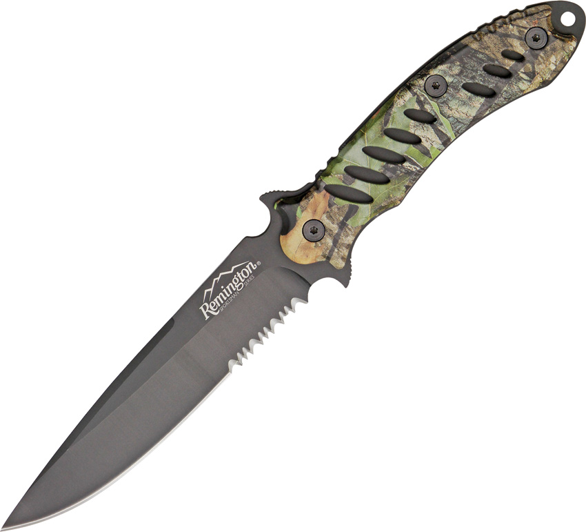 R19786 Remington Sportsman FAST Fixed Blade Knife