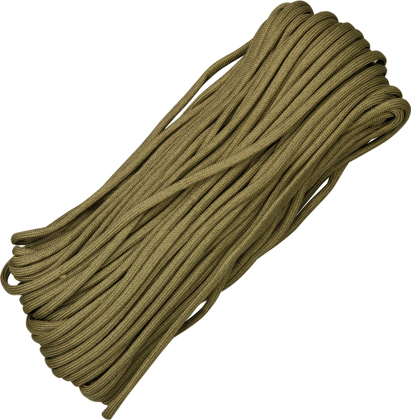 RG1024H Parachute Cord Coyote 100 Ft