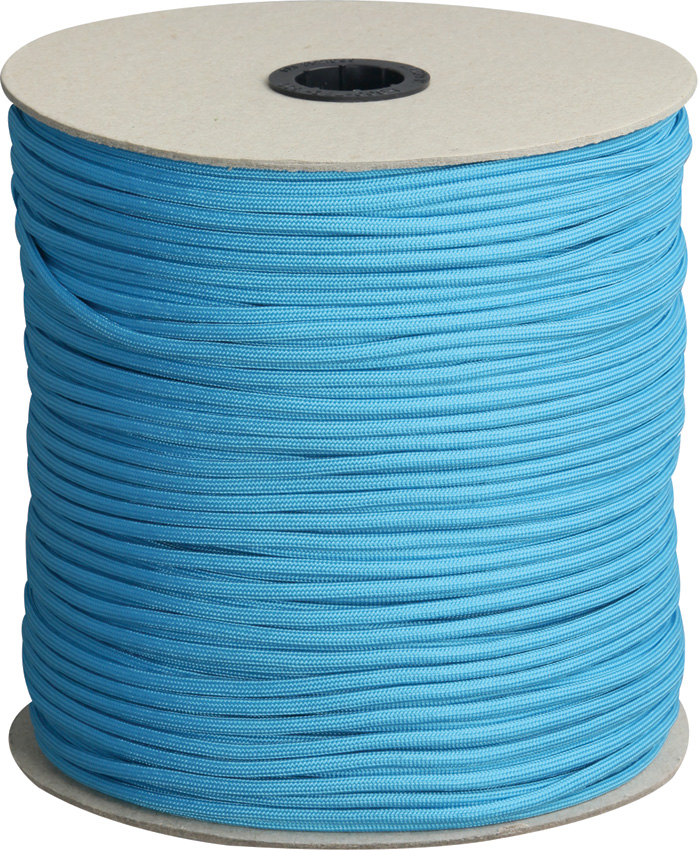 RG1027S Parachute Cord Neon Turquoise