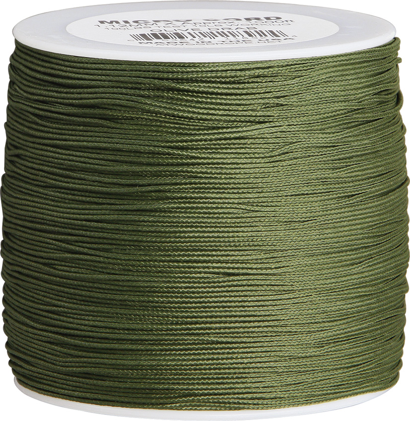 RG1041 Parachute Cord Micro Cord Olive