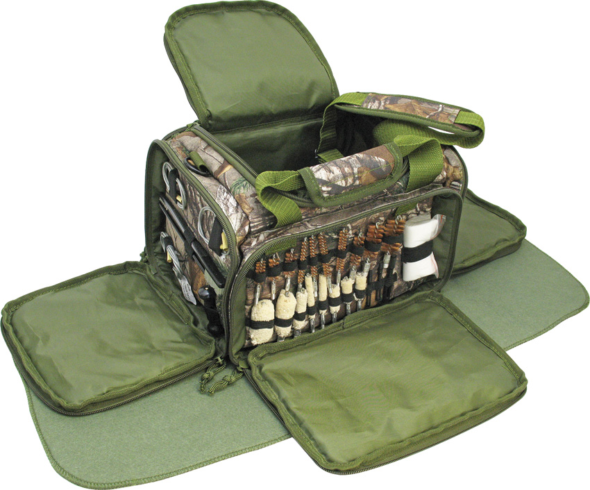 RT090XT Realtree Xtra Gun Cleaning Kit