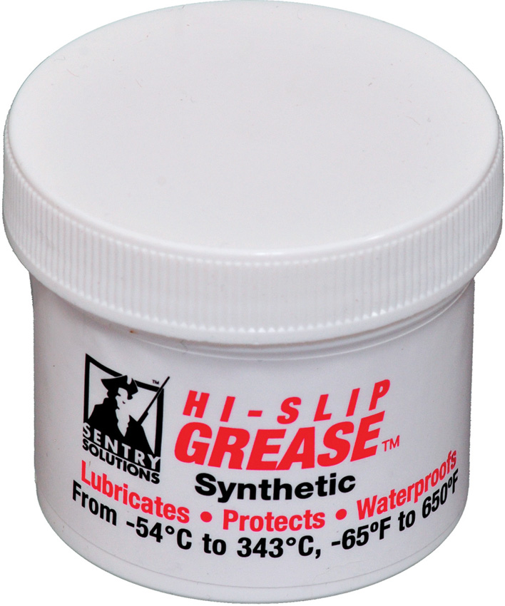 SY1051 Sentry Solutions Hi-Slip Synthetic Grease Jar