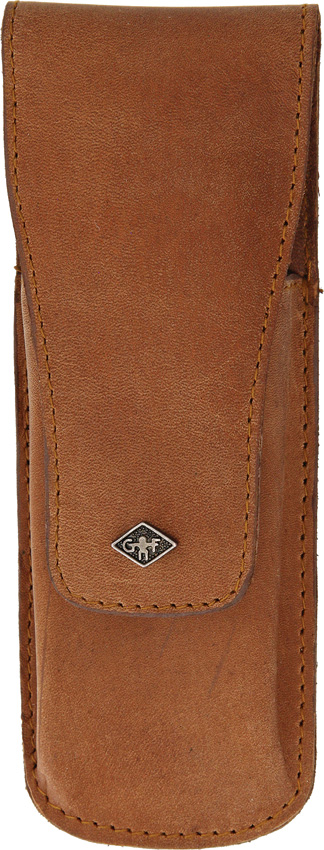 TIM35015 Giesen & Forsthoff Safety Razor Leather Pouch